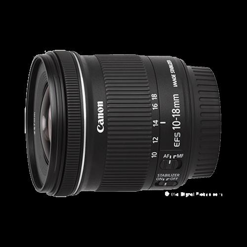 Canon Lense 10-18 STM-500x500